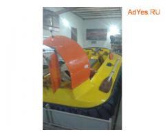 Катер на воздушной подушке (Аэроджип), СВП