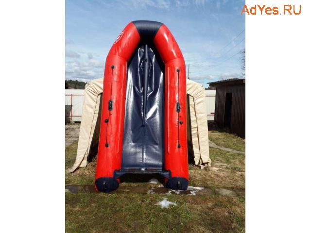 Надувную лодку Flinc FT360KL килевая